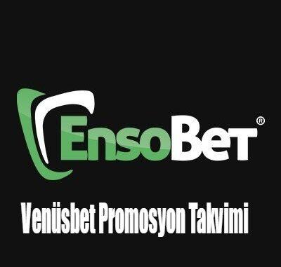 Venüsbet Promosyon Takvimi